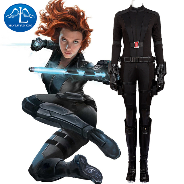 captain america 3 black widow costume women natasha romanoff cosplay costume halloween costumes for women full
