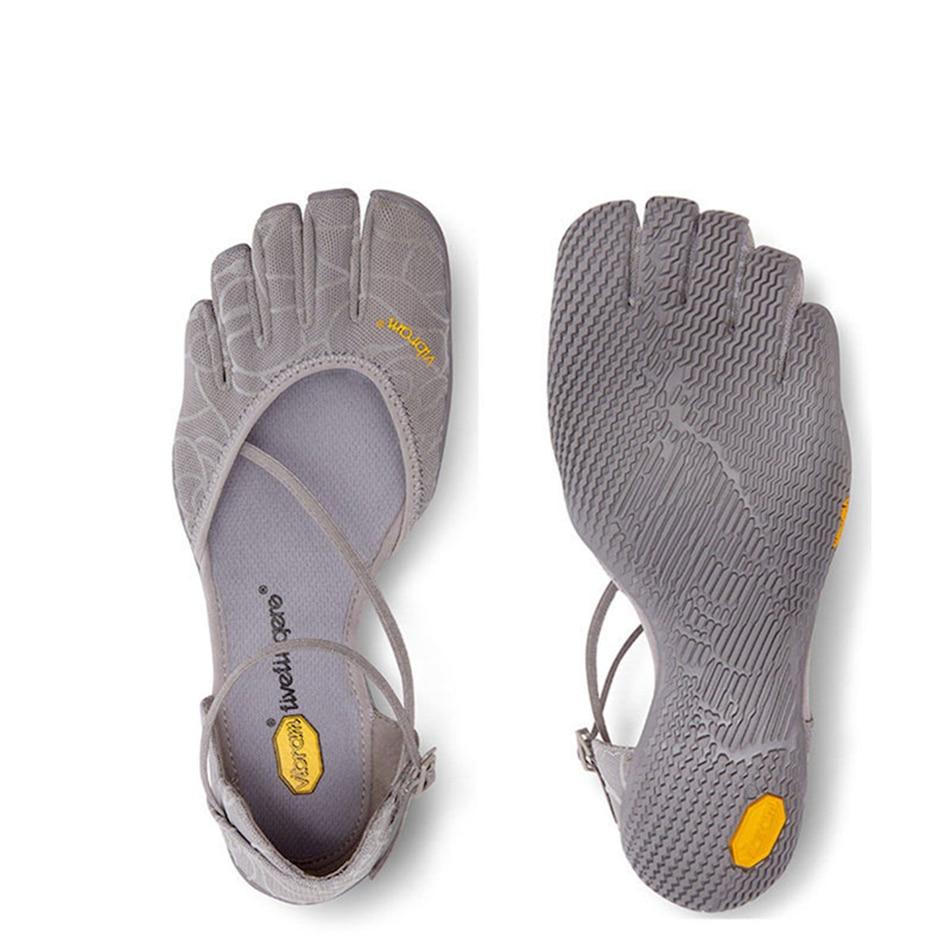 Vibram Fivefingers VI S zapatillas de deporte antideslizantes resistente al desgaste cinco dedos interior entrenamiento de danza Yoga Pilates zapatos - 2
