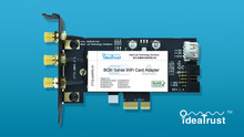 BCM94360CD BCM943602CS BCM94331CD BCM94360CSAX 2.4 & 5 Г 1300 Мбит BT4.0 WiFi Беспроводной Сетевой Карты для настольных пк hackintosh Mac OS