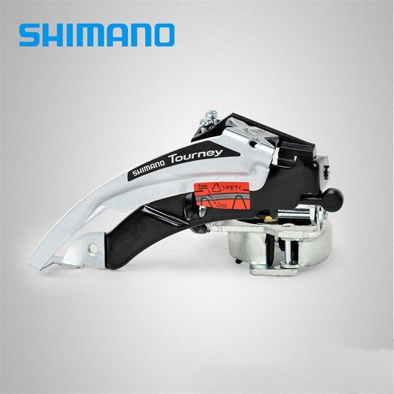 Shimano Tourney FD-TX50 Mountainbike Clamp-on-umwerfer 31,8mm/34,9mm Kompatibel Mit 6/7 geschwindigkeit drivetrains