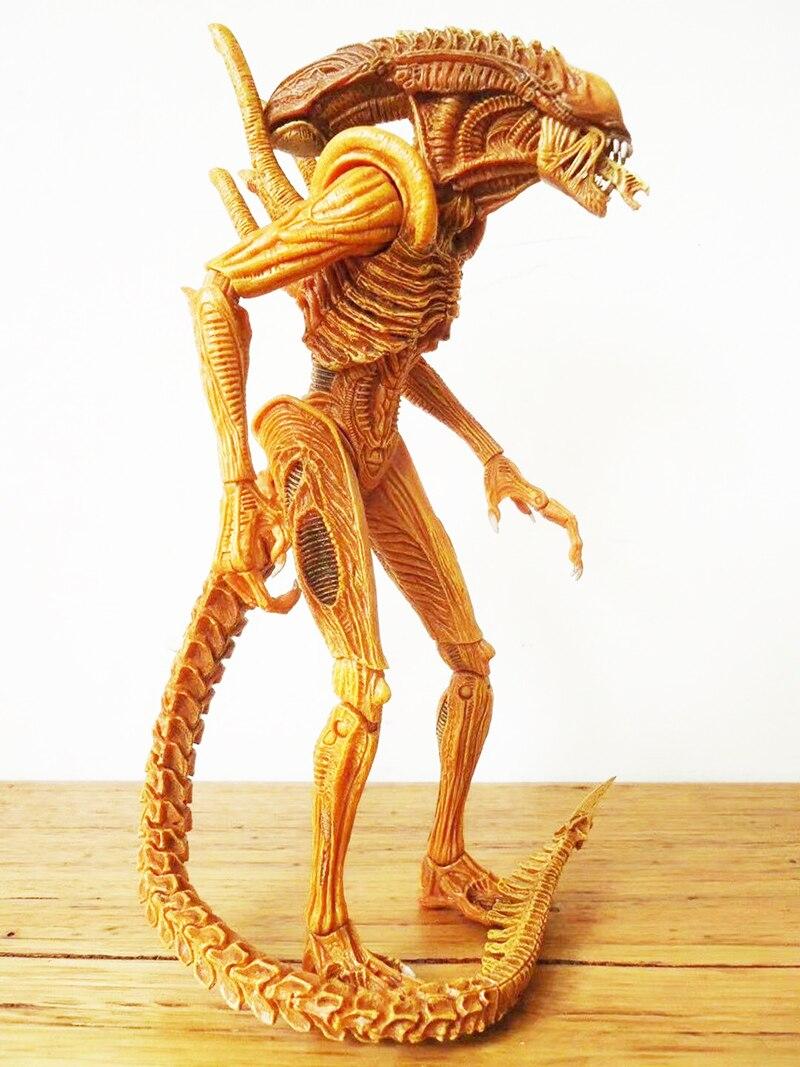 Aliens Sewer Mutation Warrior Alien PVC Action Figure Toy (5)