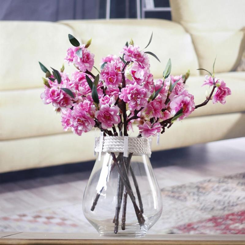 flor decor wall decor ideas for living room high window standing lamp flower vase wooden flor
