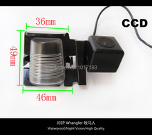 HD!! Car Rear View Parking CCD Camera For JEEP Wrangler