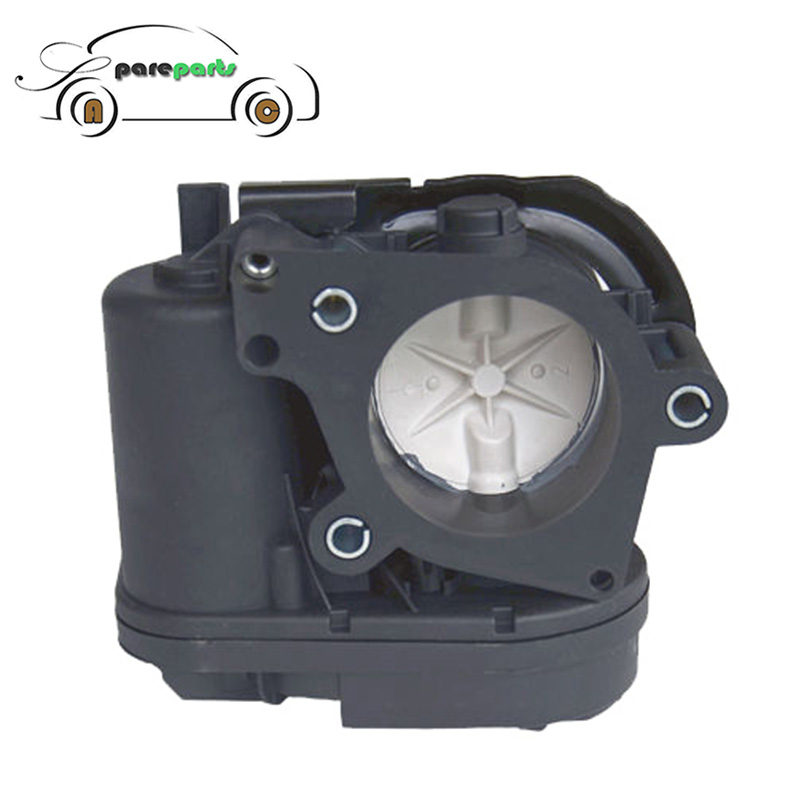 0280750164 New Throttle Body Assembly ForCitroen C2 C3 C4 Berlingo Xsara Picasso Peugeot 207 307 308 Peugeot Partner 96618090800 in Throttle Body from Automobiles Motorcycles