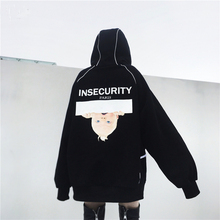 2018 Женское пальто женская одежда хип-хоп пальто модный стиль США размер s-xl