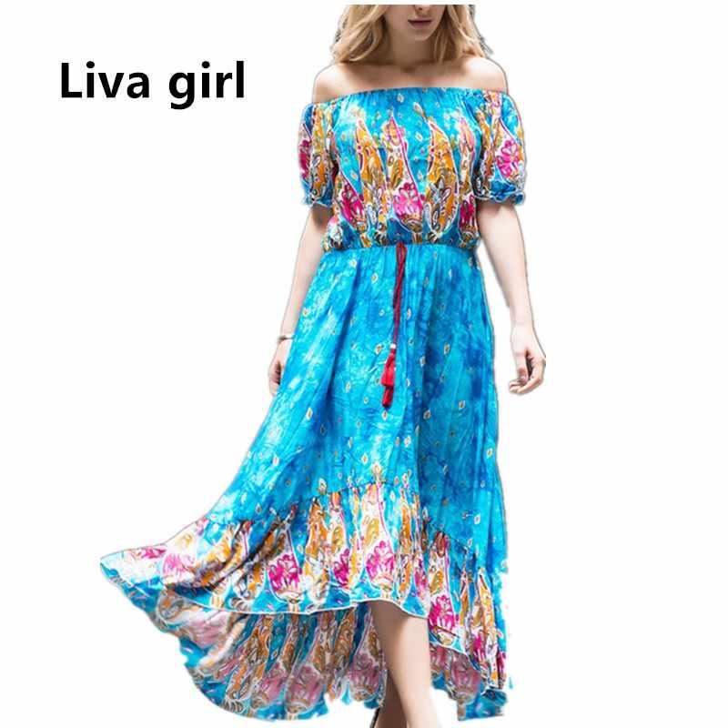 719c1fa51a0c0 Detail Feedback Questions about 2018 Women Summer Dress sarafan ...