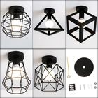 Vintage Ceiling Lights lampshade Corridor Entrance Balcony Living Room Lights #A