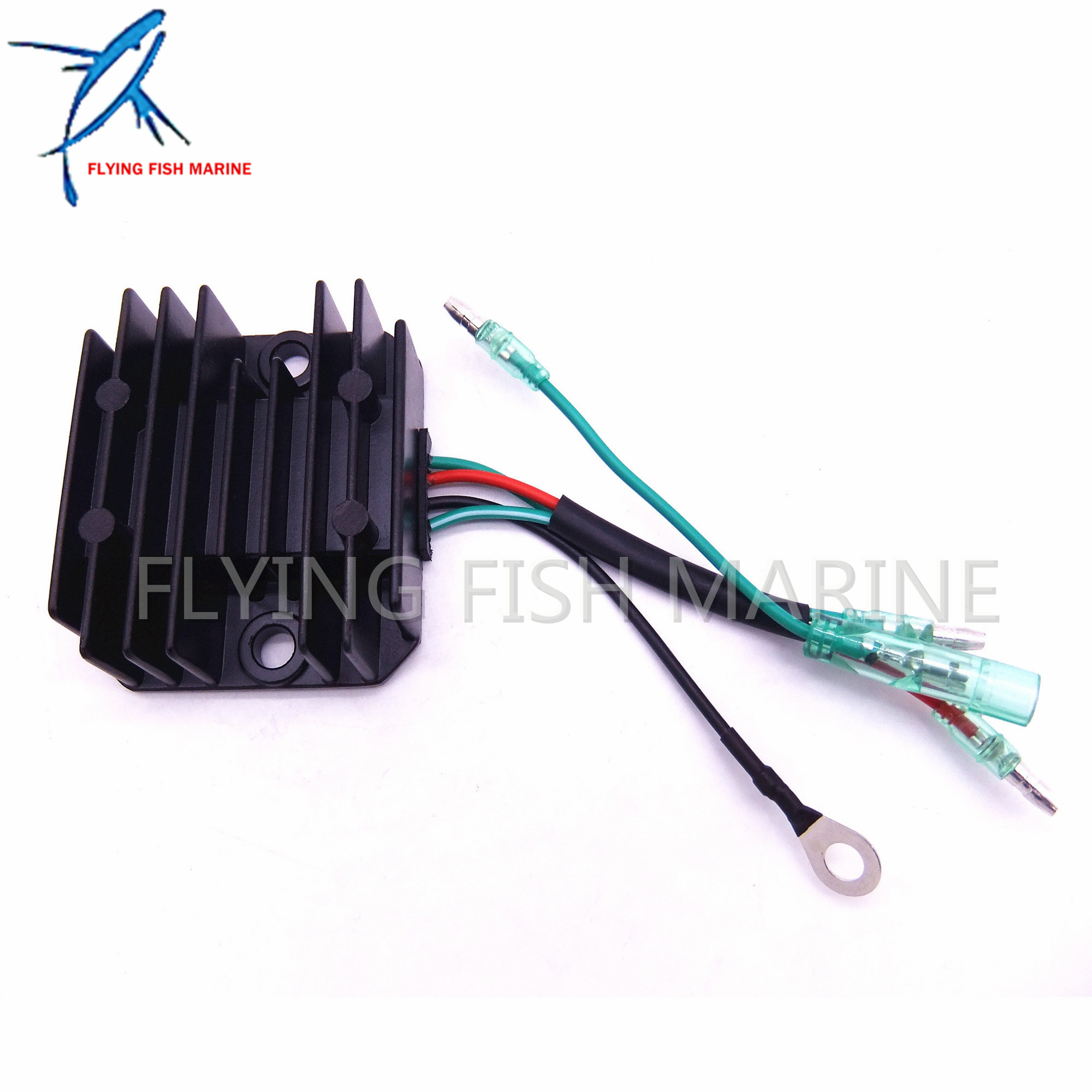 Boat Motor Rectifier & Regulator Assy T85-05030300 for Parsun HDX F15A F20A  T75 T85 T90 Outboard Engine