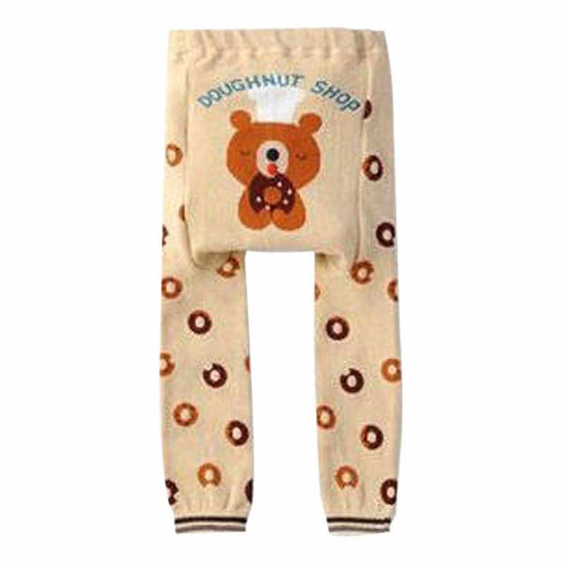 Encantador bebé niños Legging Niña Pantalones Niño comodidad pantalones PP pantalón
