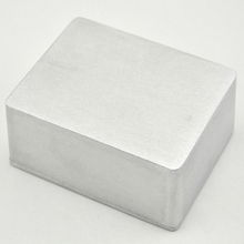 1PCS 1590C Style Aluminum Metal Stomp Box Case Enclosure Guitar Effect Pedal BOX hammond