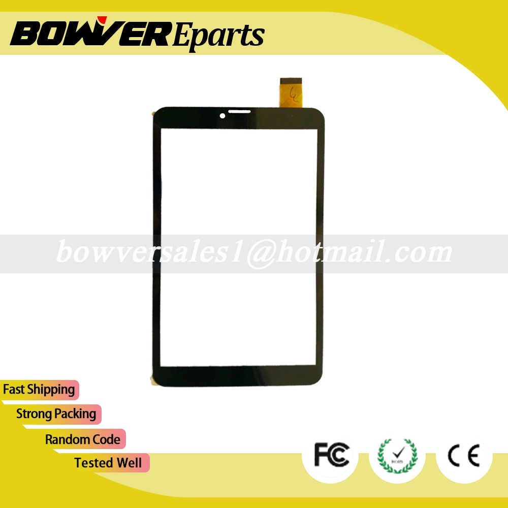 A+ New 8Touch Screen Digitizer Sensor MGLCTP-801126-80697FPC MGLCTP-80697 for Tablet PC Touch Digitizer Replacement