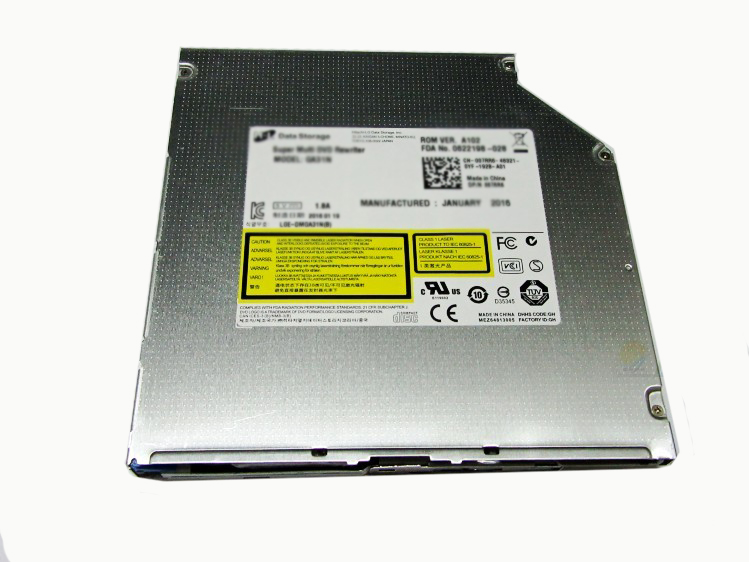 Best For Apple IMac 27-Inch Late 2009 A1312 DVD SuperDrive Super Multi 8X DVDRW Rewriter 24X CD-RW Burner Slot-in SATA Drive