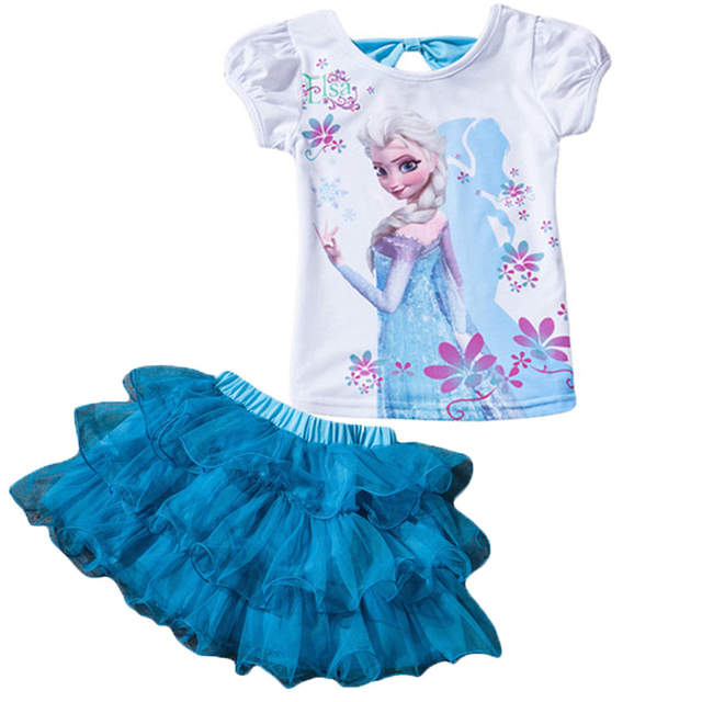 15ceb1ccfdb02 Girls Clothes Summer Sport Suit MOANA Trolls Kids Clothes Outfits Suits  Children Clothing Tracksuits For Girls 3 4 5 6 7 8 Years