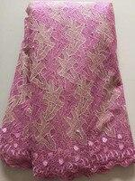 Nigeryjczyk koronki tkaniny 2017 Afryki francuski koronki tkaniny wysokiej jakości tiul koronki tkaniny na wesele sukienka pp05