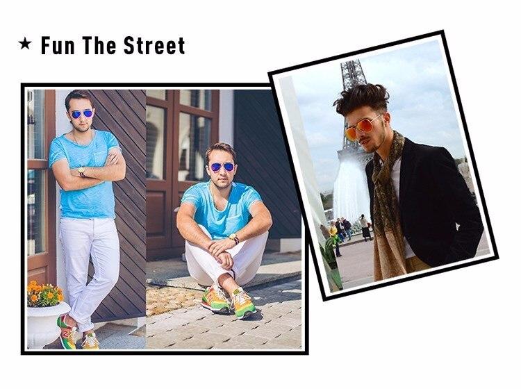 Fashion Aviator Sunglasses Women Men Brand Designer Male Sun Glasses For Women Lady Sunglass Female Mirror Glasses oculos de sol (37)