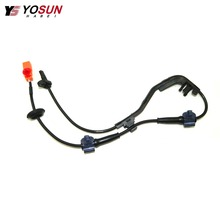 CENWAN Rear Left ABS Wheel Speed Sensor 57475SAGH01 for Honda FIT II JAZZ CITY 57475-SAG-H01