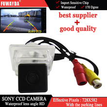 Fuwayda ccd sony чип заднего вида Обратный DVD GPS NAV КАМЕРЫ для Mercedes-Benz CES КЛАСС CL Class W204 W212 W216 W221
