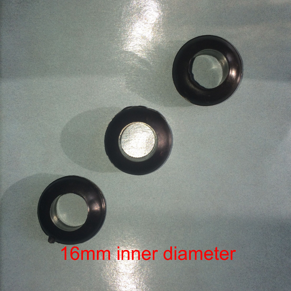16mm inner diameter wire rubber hole plug seal rings for cables in Grommets from Home Improvement
