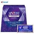 Оригинал LUXE Crest 3D White Whitestrips Профессиональные Эффекты dental Care 20 Мешков/40 Полосы Гигиены Полости Рта Отбеливание Зубов