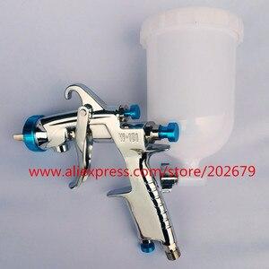 Image 4 - プラスチック/金属カップスプレーガンW 101 空気スプレー手動スプレーガン、 1.0/1.3/1.5/1.8 ミリメートル日本品質、W101 噴霧器エアスプレーガン