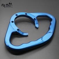 For KTM DUKE 125 200 390 CNC Motorcycle Passenger Handgrips Hand Grip Tank Grab Bar Handles