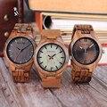 Часы BOBO BIRD Wood мужские  часы особенного дизайна  кварцевые часы в деревянной подарочной коробке  W-Q05  Прямая поставка