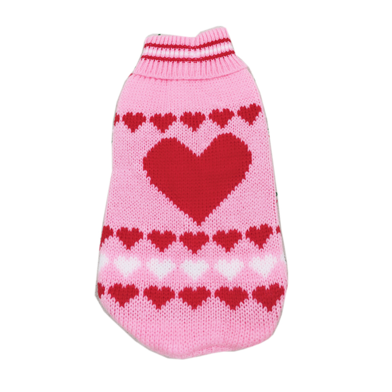 Woolen Dog Jacket and Winter Dog Clothes for Small Dogs and Puppies 13