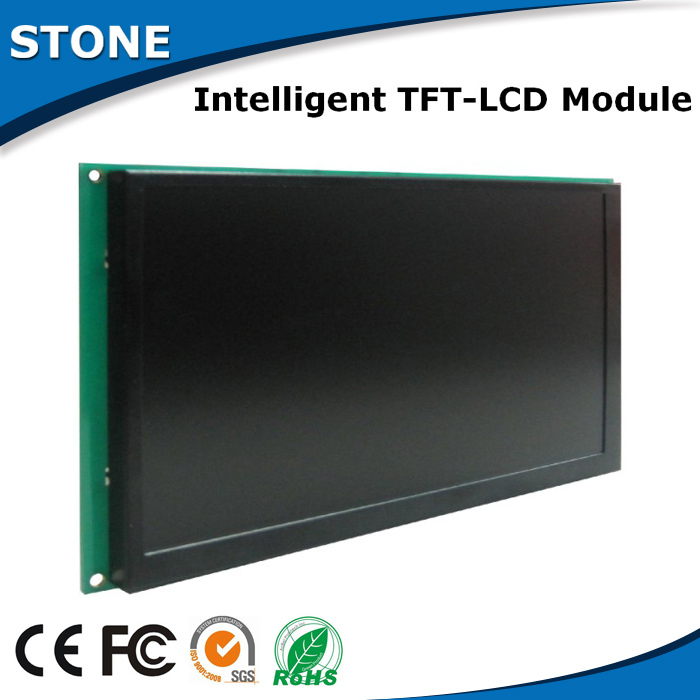 Advanced Type Touch Screen Panel 4.3 Inch Full Color DisplayAdvanced Type Touch Screen Panel 4.3 Inch Full Color Display