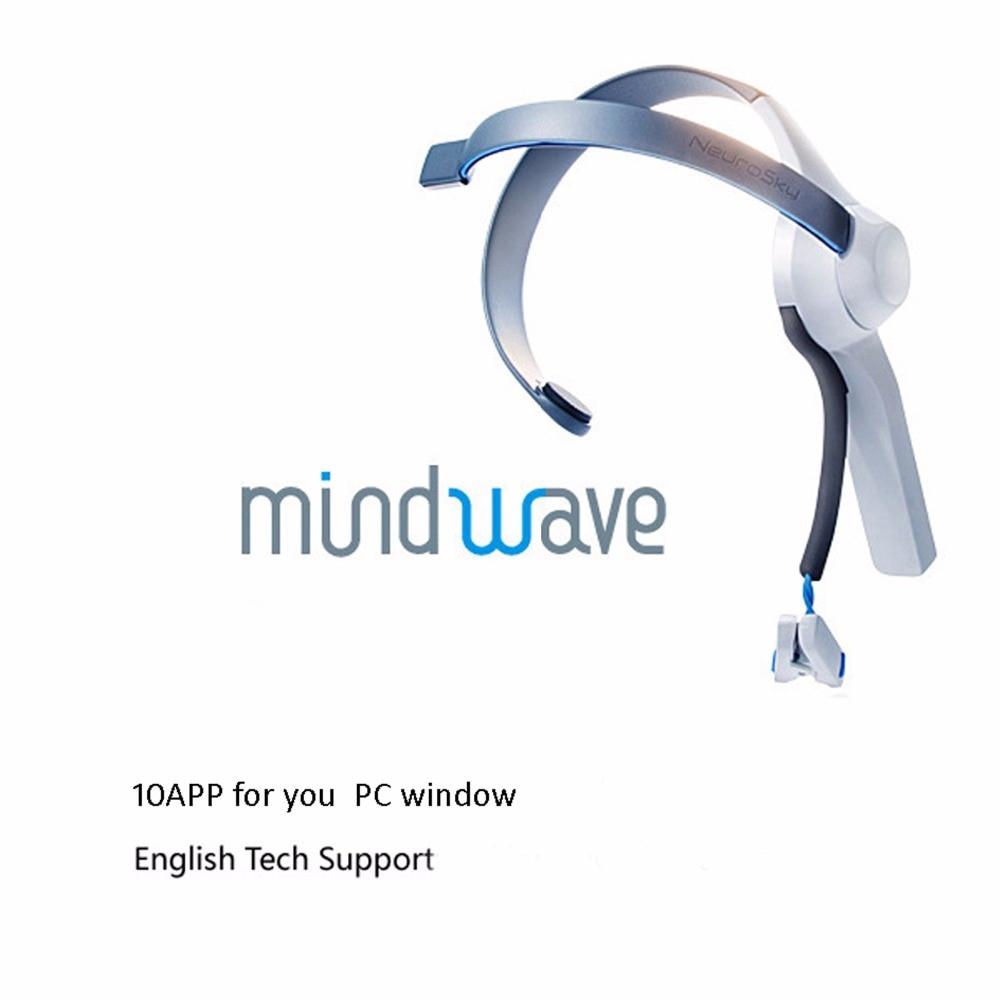 2017 Sale Mindwave Headset International Rf Version Dry Electrode Eeg Attention And Meditation Controller Neuro Feedback
