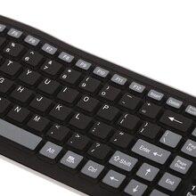 2.4 GHz Flexible Washable Wireless Keyboard