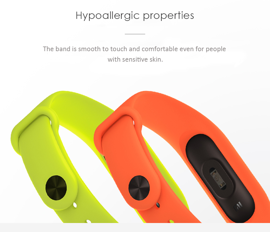 Original Xiaomi Mi Band 2 Wristband Optional Colorful Straps Sleep Tracker IP67 Waterproof Smart Mi Band For Android IOS Phones 14