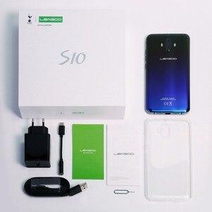 Image 5 - LEAGOO S10 6 ギガバイト 128 ギガバイトディスプレイ指紋携帯電話 6.21 アンドロイド 8.1 エリオ P60 オクタコアワイヤレス充電デュアル SIM スマートフォン