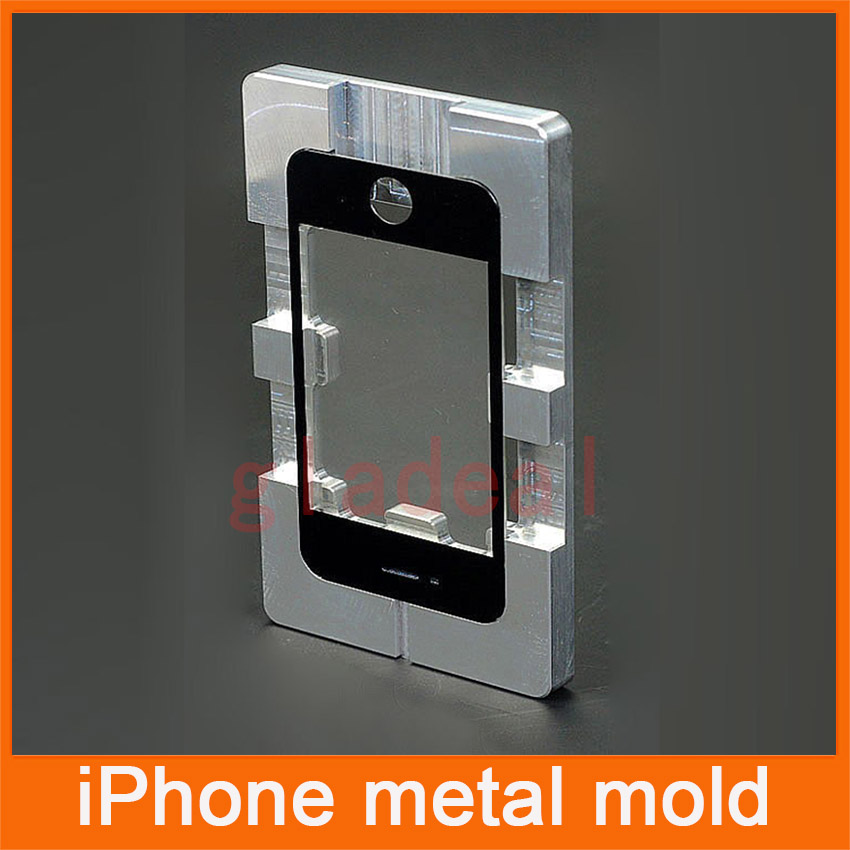 Quality Aluminium Alloy Mould Mold for iPhone 6 5.56S 7 Plus of LCD Touch Screen Separator Display Repair Refubish Machine Tool lcd tester replacement pcb board for iphone 5 5c 5s 6 plus touch screen display digitizer repair separator machine