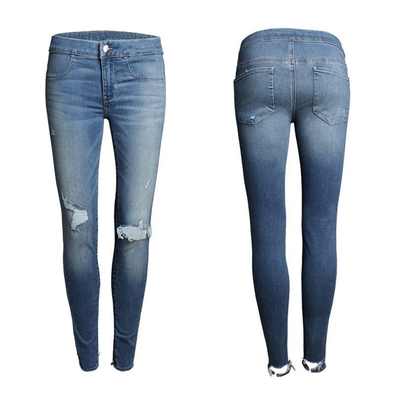 Online Get Cheap High Waisted Denim Jeans -Aliexpress.com ...