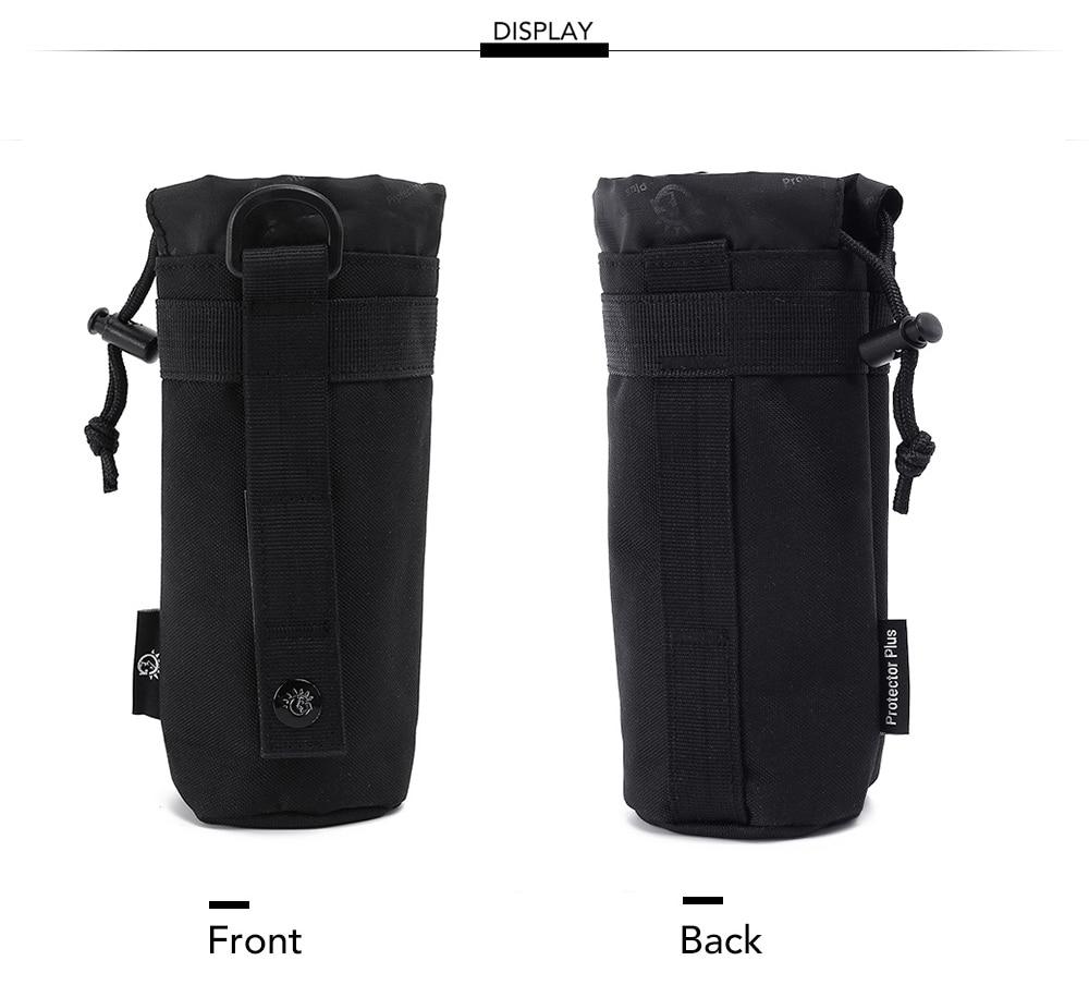 Unisex Portable Durable Nylon Kettle Bag For 550ML Drink