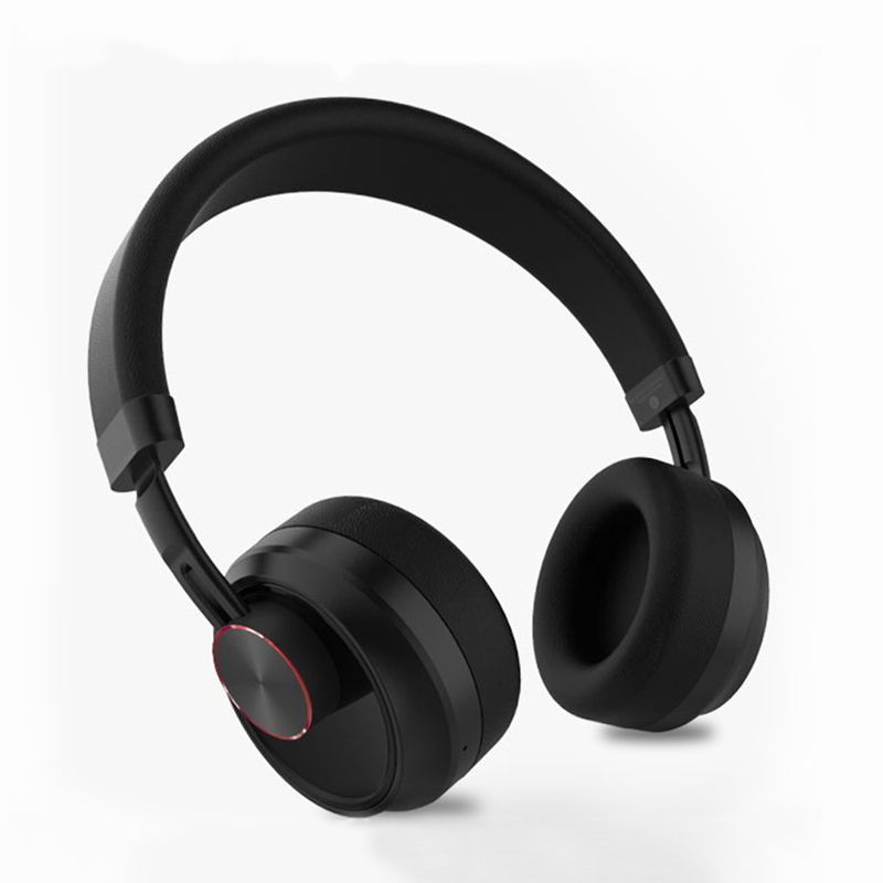 Remax 500HB Bluetooth V4.1 Headset HIFI Earphone Stereo Headband Noise Cancelling Head Phones for iphone xiaomi with Microphone - 2