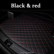 Fit автомобилей коврик багажного отделения для Land Rover Discovery 3 freelander 4 2 Спорт Range Rover Evoque 3D стайлинга автомобилей ковер грузового лайнера