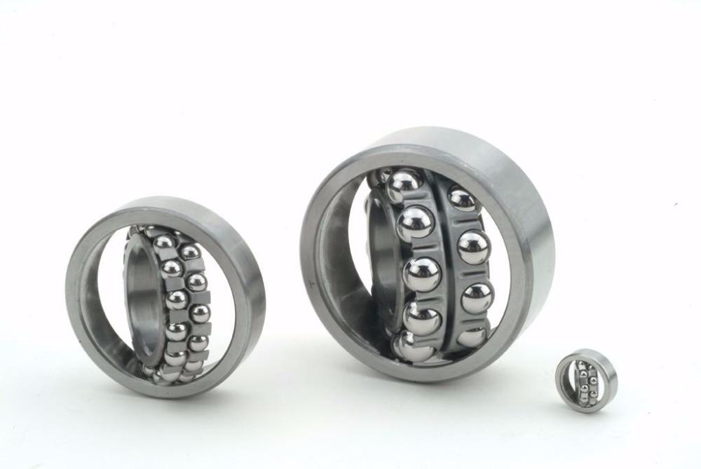 2301 Self-aligning ball bearing 10*37*17mm (1 PCS) mochu 23134 23134ca 23134ca w33 170x280x88 3003734 3053734hk spherical roller bearings self aligning cylindrical bore