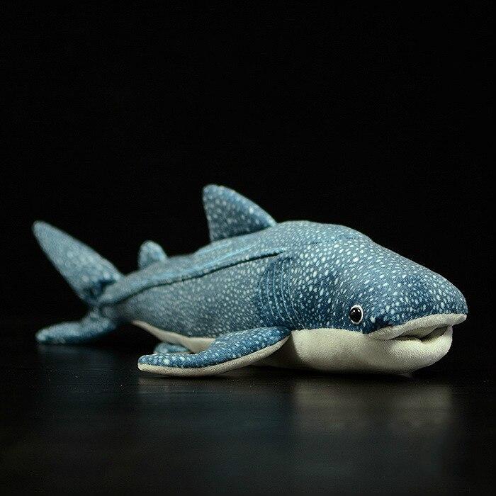 Vivid Grande squalo balena peluche giocattolo pesce di mare animale bambini regalo di compleanno 52 cmVivid Grande squalo balena peluche giocattolo pesce di mare animale bambini regalo di compleanno 52 cm