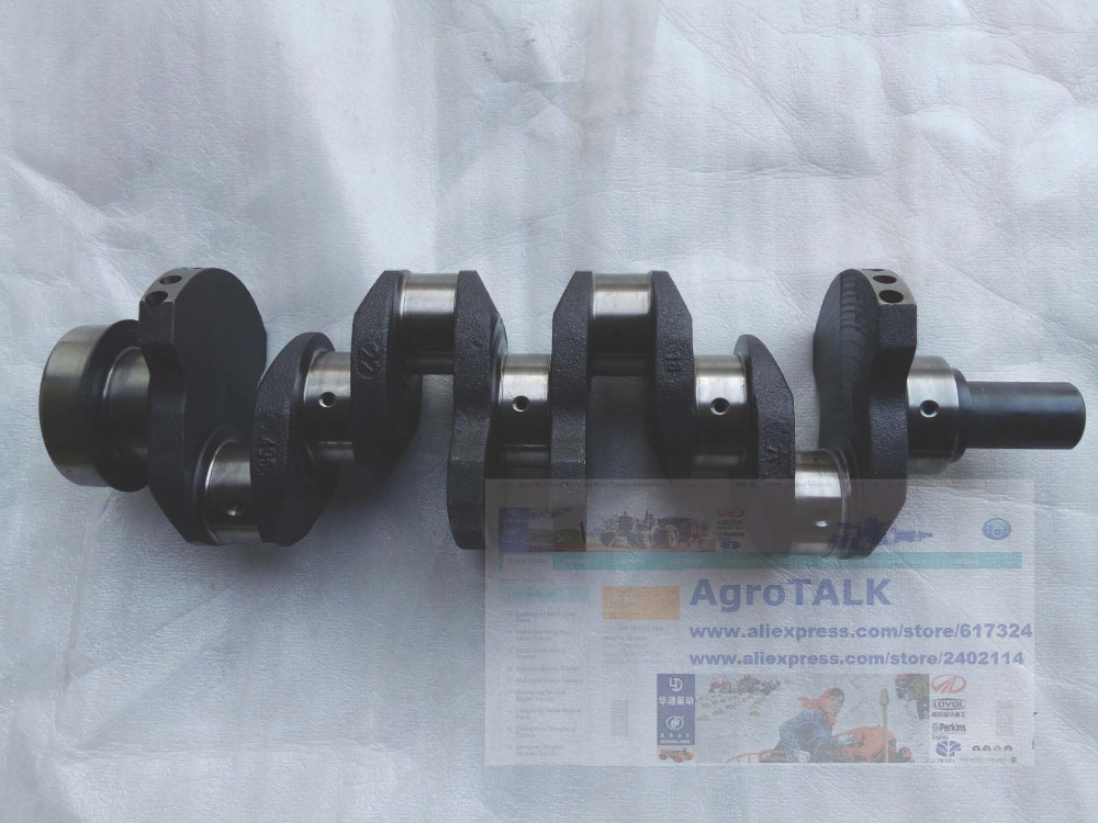 Quanchai QC495T for Foton tractor, the crankshaft, part number: цена