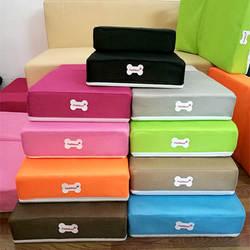 Универсальный Туристические товары обувь с дышащей сеткой складной 2 шаги лестница для маленьких товары собак лежак для питомца подушки