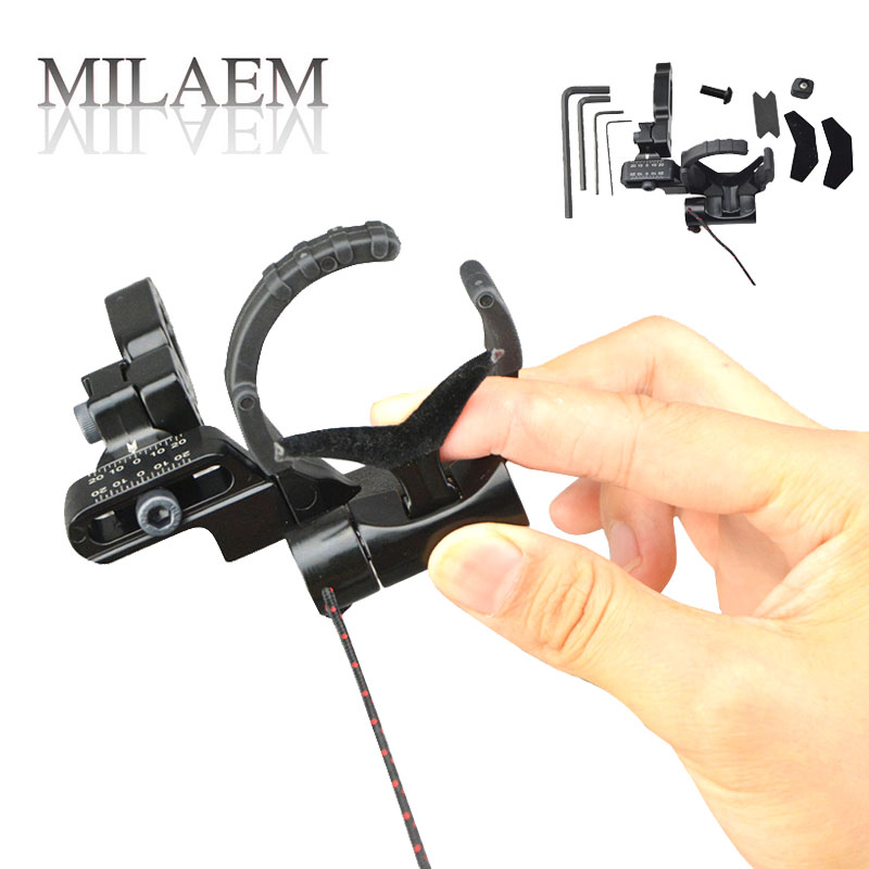 1PC Archery Compound Bow Arrow Rest Hunting Bow Drop Away Left Hand Adjustable High Speed Stable Arrow Rest Hunting Accessories ...