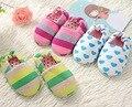 Niños Zapatillas Niños Casa Niñas Zapatos Niños Dormitorio Bebé de Algodón Casa de Pisos Niño Inferior Suave de Interior