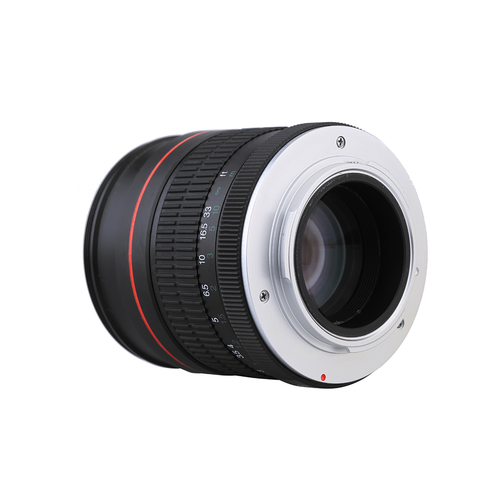 lightdow 85mm f1 8 f22 manual focus portrait lens camera lens for rh aliexpress com Canon DSLR Canon T2i