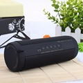 T2 Waterproof Bicycle wireless bluetooth speakers high quality portable mini sound bar mp3 player speaker with Aux/FM radio/TF