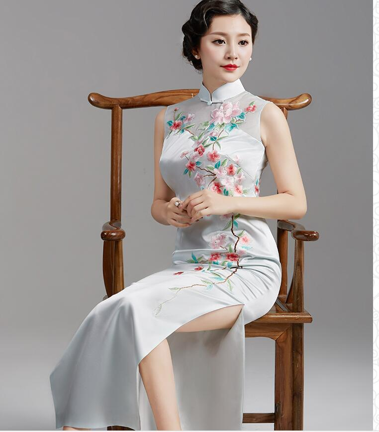 high quality women Dresses chinese style new fashion dress
