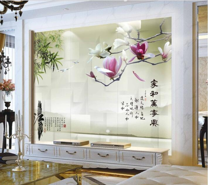 Online buy wholesale traditional wall murals from china for Chinese mural wallpaper