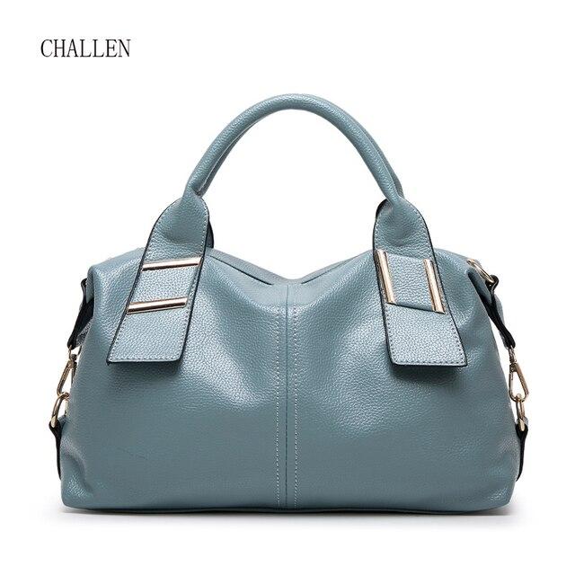 Pu Fashion Large Handbag Women Bag Makeup Messenger Shoulder Straps Summer National European Brands