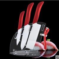 Ceramic Knife Set Zirconia Kitchen Knife Eco Friendly Antibiotic Cutting Tool Knife Set