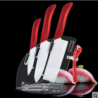 Ceramic Knife Set Zirconia Kitchen Knife Eco Friendly Antibiotic Cutting Tool Knife Set